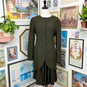 Vintage Christian Dior Suit Set